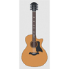 Acoustic Single Cutaway Guitar Cross Stitch Kit
