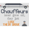 Chauffeurs Lose Their Drive Cross Stitch Chart