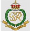 Royal Military Police (George VI) Badge Cross Stitch Chart
