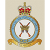 Click To View Product Information On RAF Regiment Badge Cross Stitch Kit