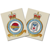 RAF Station Badge Cross Stitch Chart Only