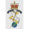 REME Badge Cross Stitch Chart Only