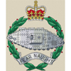 Royal Tank Regiment Badge Cross Stitch Kit