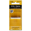 Gold Plated Size 26 needles (3 pack)